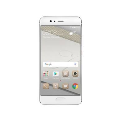 Huawei P10 64GB  ezüst, Kártyafüggetlen,2 év  Gyártói garancia