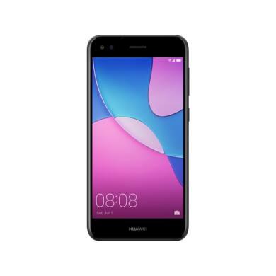 Huawei P9 Lite Mini 16GB Dual SIM, fekete, Kártyafüggetlen,2 év  Gyártói garancia