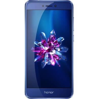 Honor 8 Lite 16GB Dual SIM, kék, Kártyafüggetlen, Gyártói garancia