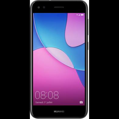 Huawei Y6 Pro 2017 16GB Dual SIM, fekete, Kártyafüggetlen,2 év  Gyártói garancia