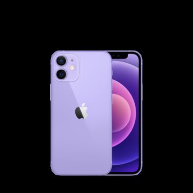 Apple Iphone 12 Mini 128GB lila, kártyafüggetlen,