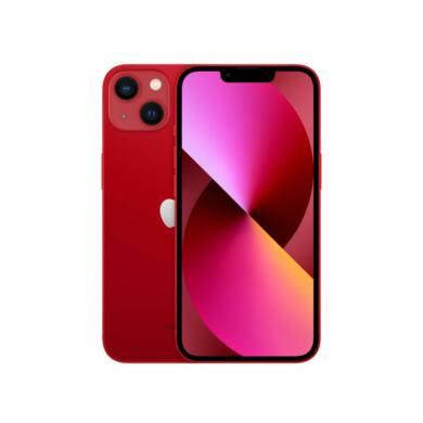 Apple Iphone 13 256GB piros, kártyafüggetlen