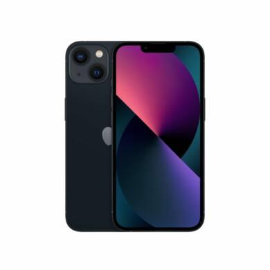 Apple Iphone 13 256GB éjfekete, kártyafüggetlen