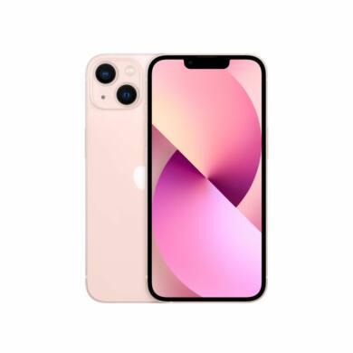 Apple Iphone 13 mini 128GB rózsaszín, kártyafüggetlen