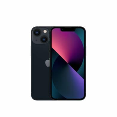 Apple Iphone 13 mini 128GB éjfekete , kártyafüggetlen