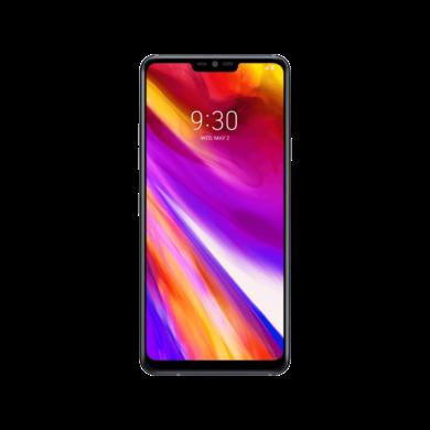 LG G7 ThinQ  G710  64 GB,fekete, 1év Gyártói Garancia