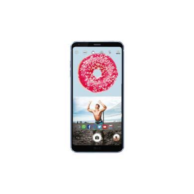 LG G6 H870 32GB, kék, Kártyafüggetlen, 1 év Gyártói garancia