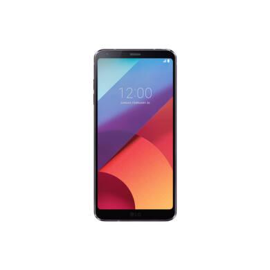LG G6 H870 32GB, fekete, Kártyafüggetlen, 1 év Gyártói garancia
