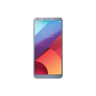 LG G6 H870 32GB, platina, Kártyafüggetlen, 1 év Gyártói garancia