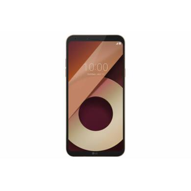 LG Q6 M700A 32GB Dual SIM, arany, Kártyafüggetlen, 1 év Gyártói garancia