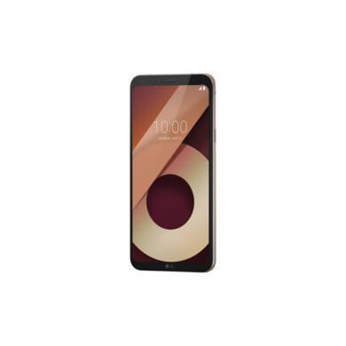 LG Q6 M700N 32GB, arany, Kártyafüggetlen, 1 év Gyártói garancia
