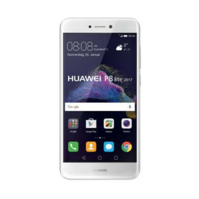 Huawei P9 Lite (2017) 16GB, fehér, Kártyafüggetlen,2 év  Gyártói garancia