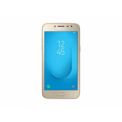 Samsung J250F Galaxy J2 Pro (2018) 16GB Dual-Sim, arany, Kártyafüggetlen, 1 év Gyártói garancia