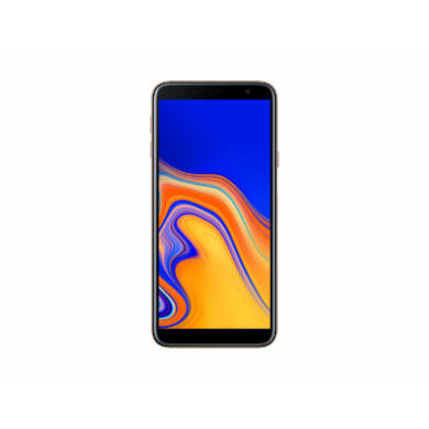 Samsung Galaxy J4 Plus (2018) J415F 32GB Dual-Sim, arany, Kártyafüggetlen, 1 év Gyártói garancia