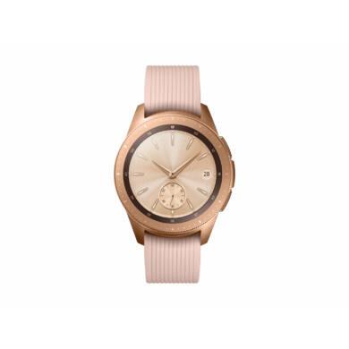 Samsung Galaxy Watch 42 mm (R810) , rosegold, 1 év Gyártói garancia