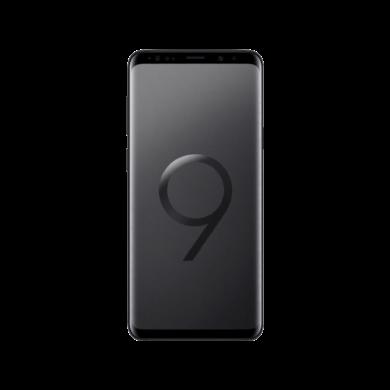 Samsung G965F Galaxy S9+ 64GB, fekete, Kártyafüggetlen, 1 év Gyártói garancia
