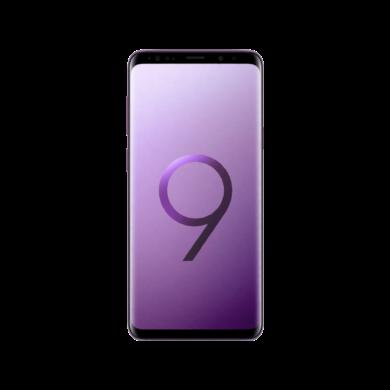 Samsung G965F Galaxy S9+ 64GB, levendula, Dual-sim, Kártyafüggetlen, 1 év Gyártói garancia