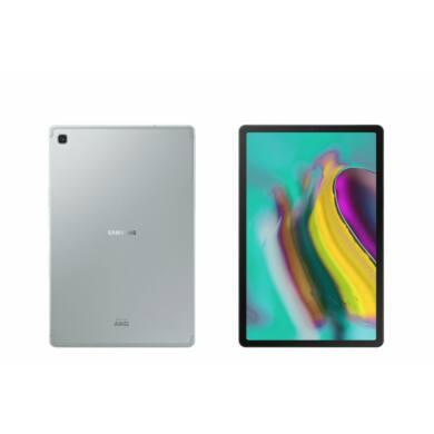 Samsung Galaxy Tab S5e T720N 10.5 64GB, Wifi, ezüst, 1 év Gyártói garancia