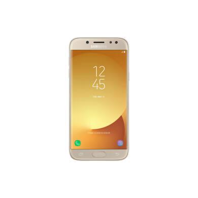 Samsung J530F Galaxy J5 (2017) 16GB Dual SIM, arany, Kártyafüggetlen, 1 év Gyártói garancia