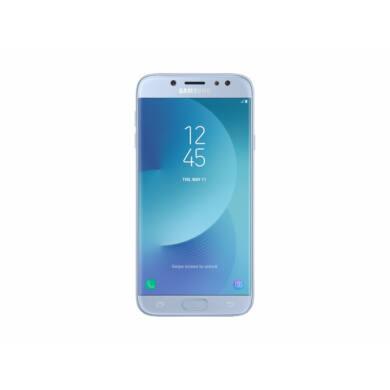 Samsung J730F Galaxy J7 (2017) 16GB Dual SIM, kék, Kártyafüggetlen, 1 év Gyártói garancia