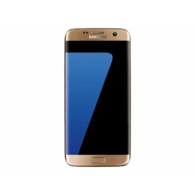 Samsung G935F Galaxy S7 Edge 32GB, arany, Kártyafüggetlen, 1 év Gyártói garancia