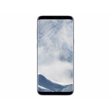 Samsung G955F Galaxy S8 Plus 64GB, ezüst, Kártyafüggetlen, 1 év Gyártói garancia