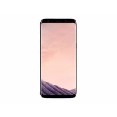 Samsung G950F Galaxy S8 64GB, levendula, Kártyafüggetlen, 1 év Gyártói garancia