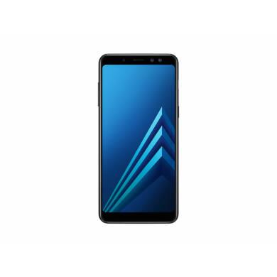 Samsung A530F Galaxy A8 (2018) 32GB , fekete, Kártyafüggetlen, 1 év Gyártói garancia