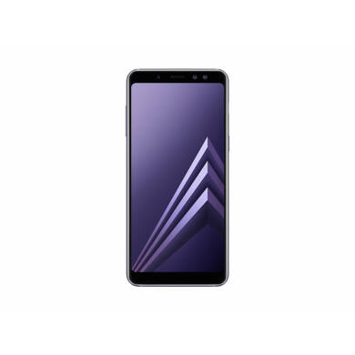 Samsung A530F Galaxy A8 (2018) 32GB Dual SIM, levendula, Kártyafüggetlen, 1 év Gyártói garancia