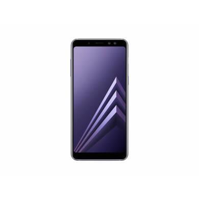 Samsung A530F Galaxy A8 (2018) 32GB Dual SIM, orchidea szürke, Kártyafüggetlen, 1 év Gyártói garancia