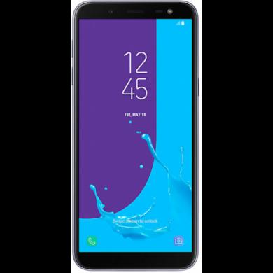 Samsung J600 Galaxy J6 (2018) 32GB Dual SIM, levendula, Kártyafüggetlen, 1 év Gyártói garancia