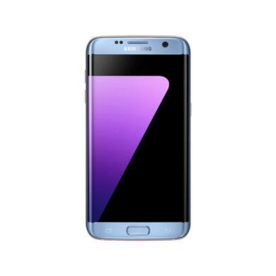 Samsung G935F Galaxy S7 Edge 32GB, kék, Kártyafüggetlen, 1 év Gyártói garancia