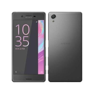 Sony Xperia X Performance F8131 Single SIM, fekete, kártyafüggetlen, 1 év gyártói garancia