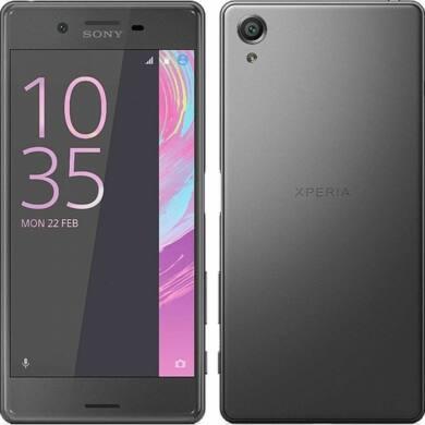 Sony Xperia XA  F3116 Dual SIM, fekete, kártyafüggetlen, 1 év gyártói garancia