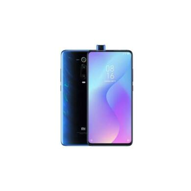 Xiaomi Mi 9T Pro Dual Sim 6GB RAM 64GB, (B20), kék, Kártyafüggetlen, 1 év garancia,