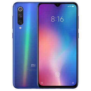Xiaomi Mi 9 SE 6GB 128 GB Dual SIM, kék, Kártyafüggetlen, 1 év teljes körű garancia