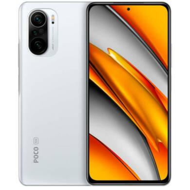 Xiaomi Poco F3 5G 128GB 6GB RAM Dual Sim, fehér