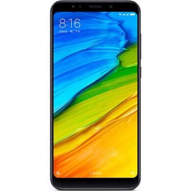 Xiaomi Redmi 5 Plus 3GB 32GB Dual SIM (B20), fekete, Kártyafüggetlen, 1 év teljes körű garancia
