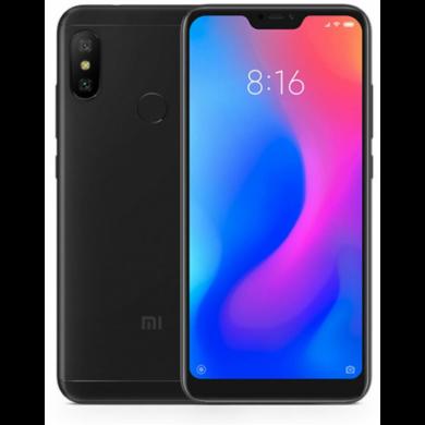 Xiaomi Mi A2 Lite 3GB 32GB Dual SIM (B20), fekete, Kártyafüggetlen, 1 év teljes körű garancia