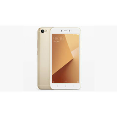Xiaomi Redmi Note 5A Dual Sim 2/16GB B20 (EU) - arany - 1 év Garancia