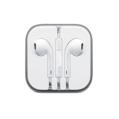 Apple Earpods MD827, fehér jack dugós fülhallgató