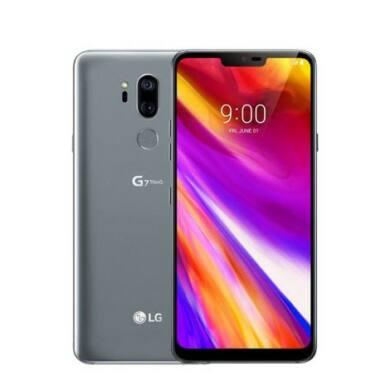 LG G7 ThinQ  G710EM  64 GB, platina, 1év Gyártói Garancia