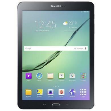 Samsung T819 Galaxy Tab S2 (2016) 9.7 32GB LTE fekete, 1 év Gyártói garancia