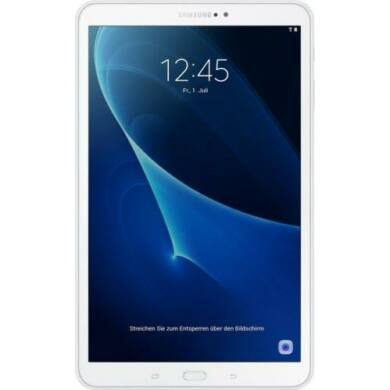 Samsung T585 Galaxy Tab A (2018) LTE 10.1 32GB fehér,1 év Gyártói garancia
