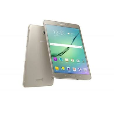 Samsung T719 Galaxy Tab S2 (2016) 8.0 32GB LTE arany, 1 év Gyártói garancia