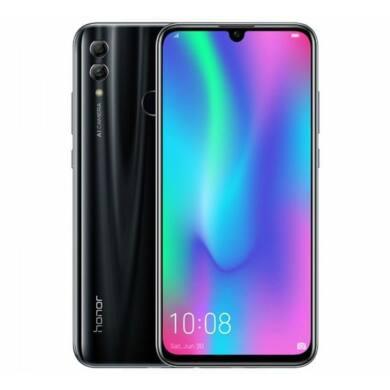 Honor 10 Lite 3GB/64GB Dual SIM, fekete, Kártyafüggetlen, 2 év gyártói garancia