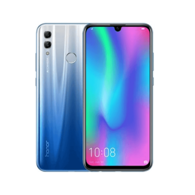 Honor 10 Lite 3GB/64GB Dual SIM, kék, Kártyafüggetlen, 2 év gyártói garancia