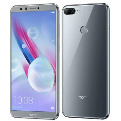 Honor 9 Lite, 64 GB, Dual Sim, szürke, Kártyafüggetlen, 2 év gyártói garancia