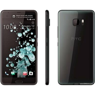 HTC U Ultra 64 GB, fekete, kártyafüggetlen, 1 év gyártói garancia