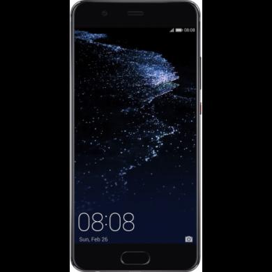 Huawei P10 Plus 6GB 128GB, Single SIM, fekete, Kártyafüggetlen,2 év Gyártói garancia